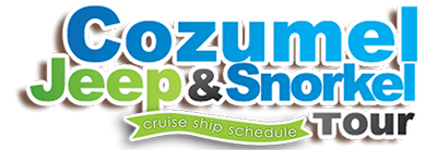 Cozumel Jeep And Snorkel Tour Logo